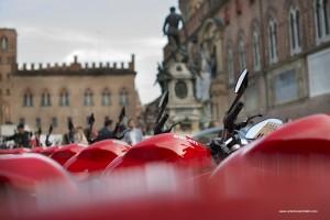 Moto Ducati in mostra