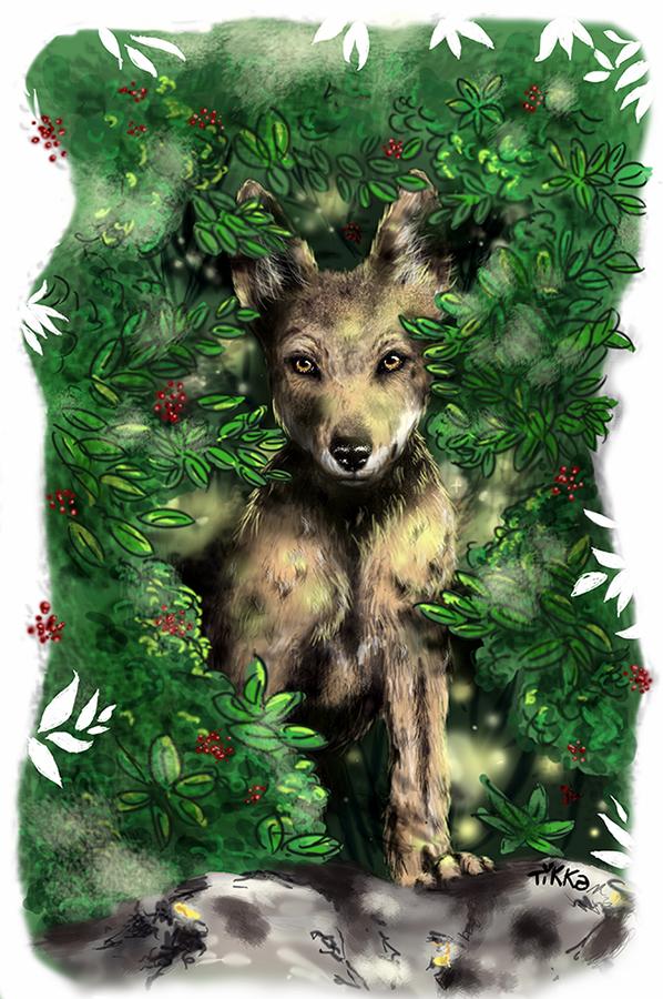 I cuccioli del piccolo bosco antonio iannibelli for Ardeatina arredamenti di lupi gabriella