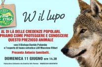 A Parma etica per parlare di lupi