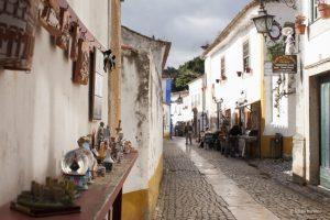 Città medievale di Obidos